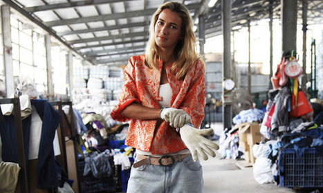 A wardrobe from waste: tackling throw-away fashion   Urban Systems   Scoop.it