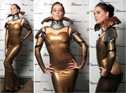 Dawnamatrix: Fashion Designer of the Year at the 2012 Boston RAWards | LFN - latex fetish news | Scoop.it