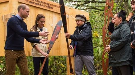 Royal tour highlights First Nations fury - BBC News   Canada and its politics   Scoop.it