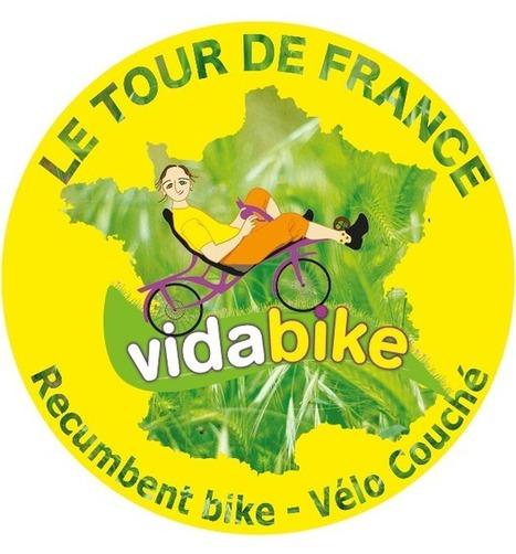 Tour de France Recumbent - Vida Bike | Bici reclinada - Recumbent bike - Vélo couché | Scoop.it