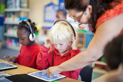 Classroom Technology Changing the Way Kids And Adults Learn - Techno Gala | Technology  news | Scoop.it