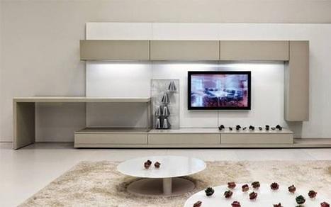 Kệ TiVi đẹp   Giới thiệu các mẫu Ke tivi dep, chia sẻ các mẹo lựa chọn đồ : Kệ ti vi đẹp và độc đáo cho phòng khách   tuandatkaka   Scoop.it
