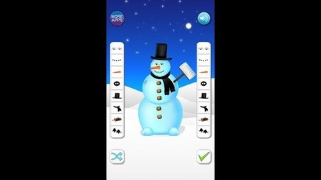 Snowman Maker - Dress Up Games – Windows Games on Microsoft Store | Windows Phone Apps and Games | Scoop.it