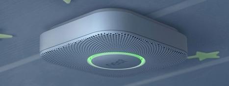 Nest Protect, un détecteur de fumée WiFi | Soho et e-House : Vie numérique familiale | Scoop.it