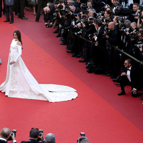 This Man You Didn't Notice On The Red Carpet With Sonam Kapoor Is The Real Hero At Cannes | News, Analysis, Entertainment | Scoop.it
