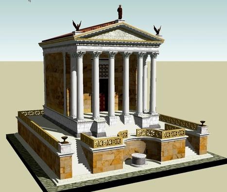 LEGIO VII CLAUDIA: Los orígenes del culto imperial | Mundo Clásico | Scoop.it