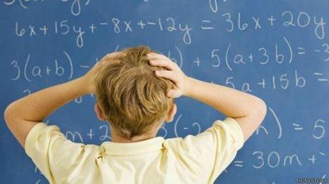 ¿Por qué dan pánico las matemáticas? | matematica | Scoop.it