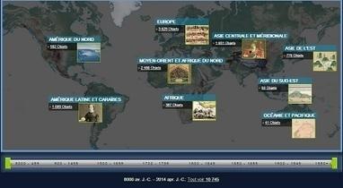 Découverte de la bibliothèque numérique mondiale, accès gratuit | IDBOOX | CulturePointZero | Scoop.it