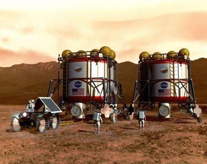La Nasa n'arrivera pas à envoyer des Hommes sur Mars, dit le NRC | Mars et astronomie | Scoop.it