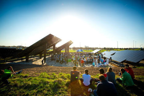 The Solar Strand: A New Cultural Landscape | green streets | Scoop.it