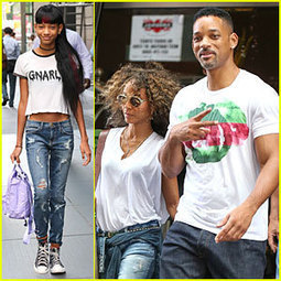 Willow Smith Rocks Long Hair Extensions in New York City! | Jada ... | Wig and Weave Hair | Scoop.it