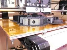 Hélico/drone tout droit sorti du FabLab par 4 étudiants bisontins « Fablab-Net-iKi | Adokpé | Scoop.it