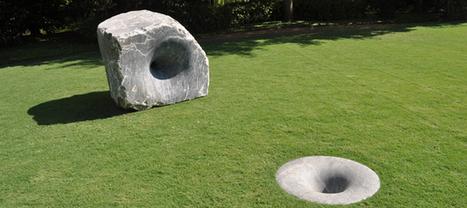 Anish Kapoor: Black Stones | Art Installations, Sculpture, Contemporary Art | Scoop.it