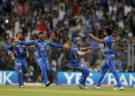 IPL 2013 2nd Qualifier Video Highlights: Mumbai Indians vs Rajasthan Royals | IPL 2013 | Scoop.it