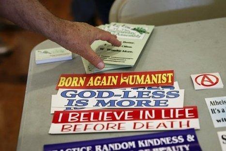 Atheist 'mega-churches' take root across US, world | It's Show Prep for Radio | Scoop.it