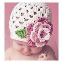 Easy Baby Crochet Hat Patterns | Crocheting is so fun! | Scoop.it