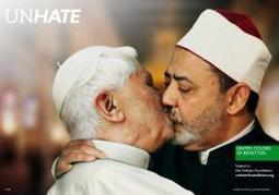 Benetton yanks smooching Pope ad from Unhate campaignafter Vatican threatened legal action | Public Relations & Social Media Insight | Scoop.it