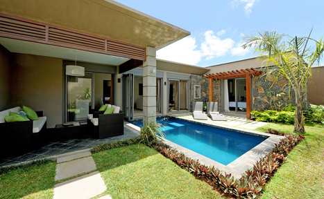 Villas in Mauritius to rent & luxury holiday rentals   Real Estate investment in Mauritius   Scoop.it