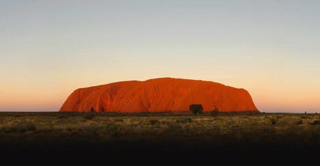 Uluru-Kata Tjuta National Park | Parks Australia | Cultural and Natural Treasures | Scoop.it