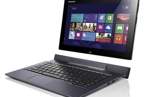 Lenovo gomme les frontières entre tablette et PC | Actus Lenovo France | Scoop.it