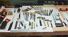L'outillage nécessaire pour travailler le bois | Ateliers Jisseo | Scoop.it