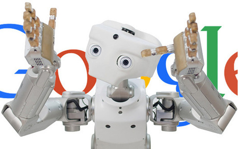 Google Acquires Seven Robot Companies, Wants to Play a Big Role in Robotics | Future of Cloud Computing | Scoop.it