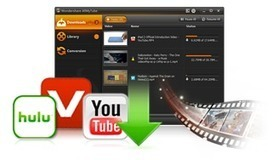 Download Video Clips from YouTube Easily: Wondershare vDownloader (Win) | TELT | Scoop.it