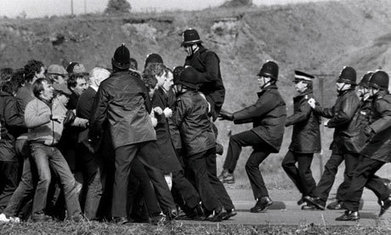Miners' strike: senior officer was 'appalled' at conduct of other police | Police Problems and Policy | Scoop.it