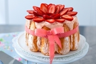 Recipes from the world - Charlotte aux fraises   Recipes from the world on Scoop!   Scoop.it