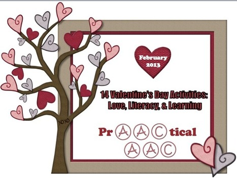 14 Valentine's Day Activities: Love, Literacy, & Learning | Finding his voice | Scoop.it