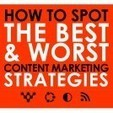 How To Spot The Best and Worst Content Marketing Strategies | SM | Scoop.it