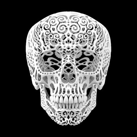 [3D Print Show] Joshua Harker fait entrer l'art dans une nouvelle dimension | WE DEMAIN. Une revue, un site, une communauté pour changer d'époque | Scoop.it