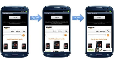 Android Amazon Mobile Ads API | Android for Business | Scoop.it