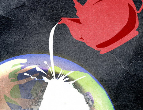 Worrying about global tipping points distracts from real planetary threats | Sustain Our Earth | Scoop.it