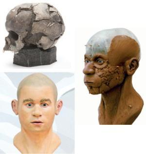 Face-to-face with an ancient human | World Neolithic | Scoop.it
