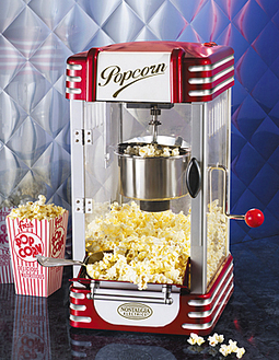 Retro Style Kettle Popcorn Maker - The Priceless Guide | Priceless | Scoop.it