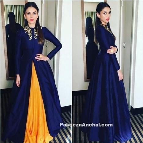 Aditi Rao Hydari in Nikhil Thampi's Full Sleeved Outfit | Indian Fashion Updates | Scoop.it