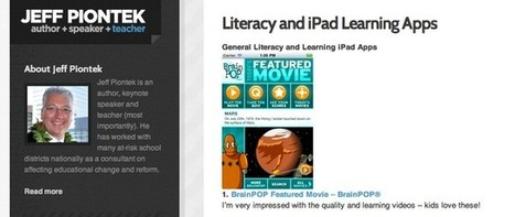 Apps in Education | iPads in Ed | Scoop.it