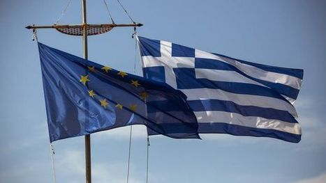 Greek central bank warns of 'painful course' to euro exit - BBC News | Ponteconomics13 | Scoop.it