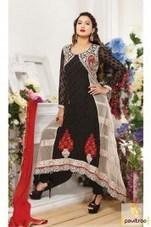 Gauhar khan Style Salwar Suit   Pavitraa   Scoop.it