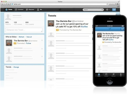 Twitter Advertising: Twitter Ads now generally available for U.S. users | social media | Scoop.it