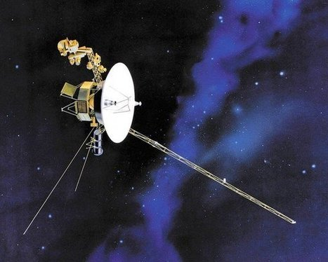 Voyager 1 finds a surprise at the edge of the solar system | Gavagai | Scoop.it