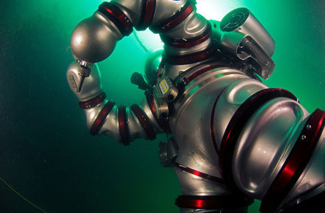A Superhero of Sorts in a Hunt for Artifacts | #scuba #oceans | Scuba Diving | Scoop.it