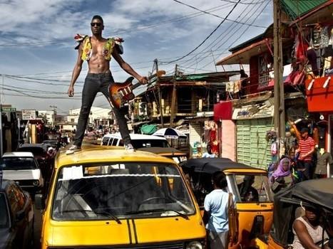 Keziah Jones de retour en France : « Paris, c'est beau. Lagos, c'est ... - Rue89 | black people | Scoop.it
