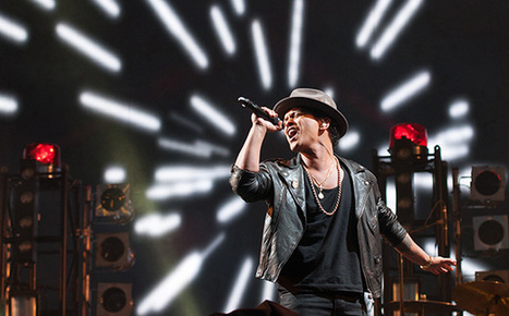 Bruno Mars is not Jersey enough to play Super Bowl halftime, says Twitter | EW.com | Bruno Mars to Play at Super Bowl Halftime Show | Scoop.it