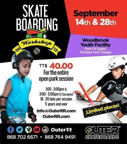 Outer Skateboards Workshop | Featured Events | Scoop.it