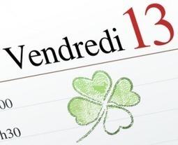Idéal Voyance : La référence de la voyance en ligne: Vendredi 13 | Arts divinatoires et voyance | Scoop.it