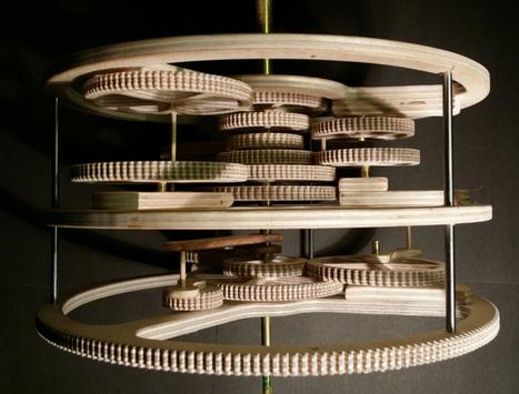 Wooden Antikythera Mechanism is Geared for Greatness | Heron | Scoop.it