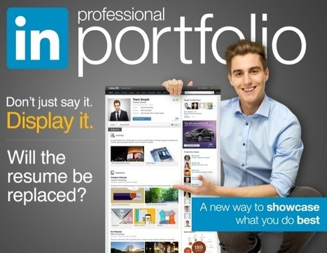 How to Enhance Your LinkedIn Profile With Professional Portfolio | Cloud Central | Scoop.it