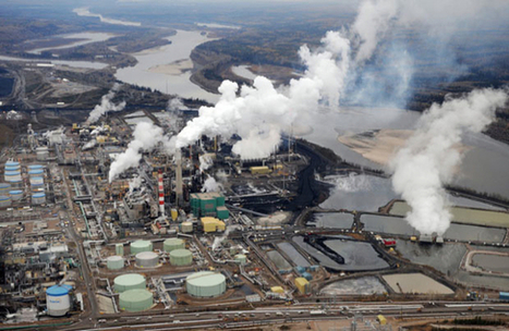 Suncor Energy tests use of radio waves instead of water at oil sands | MINING.com | Développement durable et efficacité énergétique | Scoop.it
